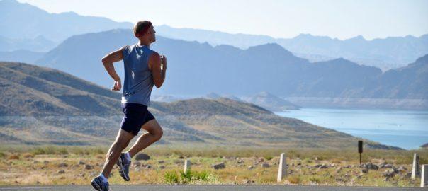 Atmung beim joggen